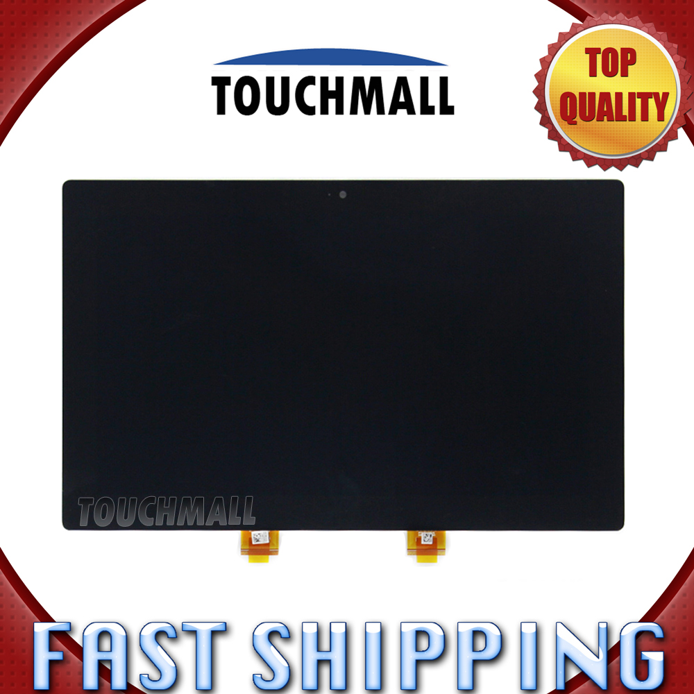 For Microsoft Surface RT 1 Replacement LCD Display Touch Screen Digitizer Glass Assembly 10.6-inch Black for Tablet 1 pcs for iphone 4s lcd display touch screen digitizer glass frame white black color free shipping free tools