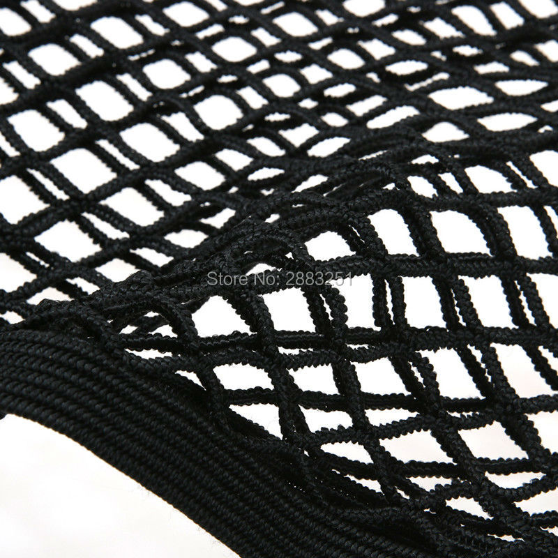 car styling car rear trunk back seat elastic string net mesh storage Audi A6 Blue car styling car rear trunk back seat elastic string net mesh storage bag for audi a4 a3 q5 q7 a5 b6 b8 a6 c5 b7 c6 accessories in stowing tidying from