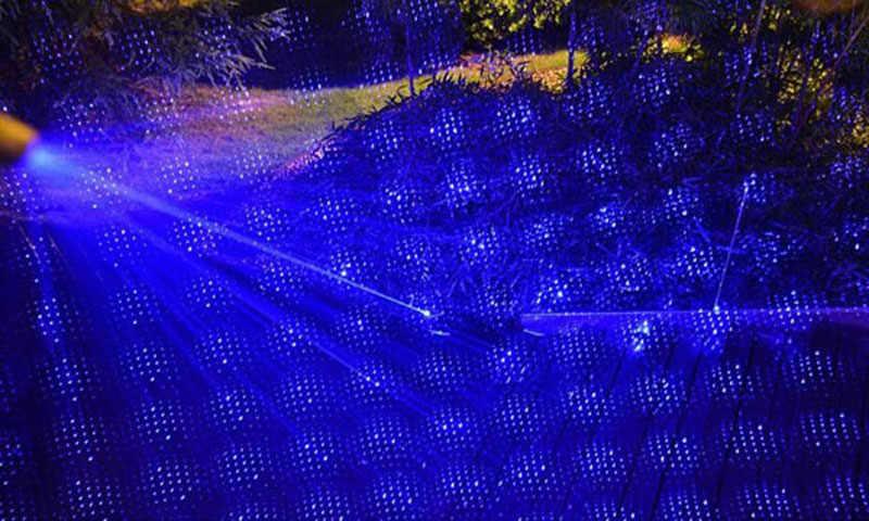 גבוהה כוח כחול מצביע לייזר 10000 m 450nm לום Focusable צריבת לייזר סט לשרוף נייר סיגריה דולקת חיתוך ציד