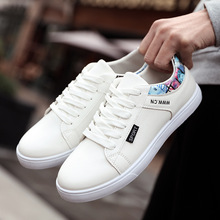 лучшая цена Whoholl Fashion Men Shoes Men PU Casual Shoes Comfortable Damping Eva Soles Platform Shoes for All Season Hot Selling