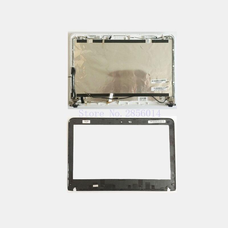 Nouveau couvercle LCD haut/lunette avant LCD pour Sony Vaio SVE141L11U SVE141P13L SVE141R11L SVE141A11WNouveau couvercle LCD haut/lunette avant LCD pour Sony Vaio SVE141L11U SVE141P13L SVE141R11L SVE141A11W