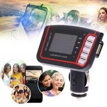 Poratable Поворотный Автомобильный FM Передатчик USB MP3 Плеер FM Модулятор Беспроводной Автомобильный Комплект 12 В Автомобильное Зарядное Устройство Поддержка SD TF карты