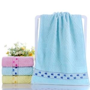 Image 4 - Serviette en coton de haute qualité, épaississement des nécessités quotidiennes, serviette de visage, cadeaux promotionnels, serviettes cadeaux, logo sur mesure en gros