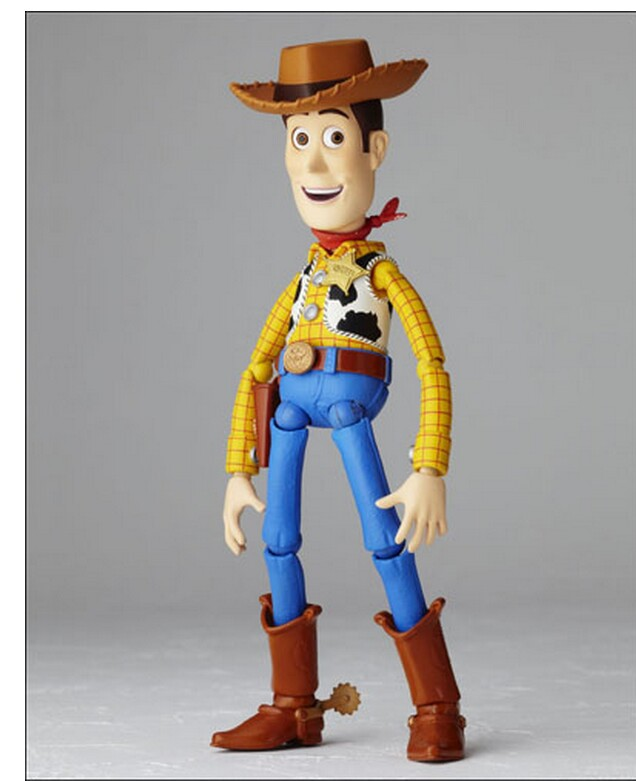 anime movie TOY STORY 3 woody marvel action figures figure funny toy model doll gifts for kids boys and girls hot new 1pcs 18cm toy story 3 woody action figures pvc action figure model toys christmas gift toy