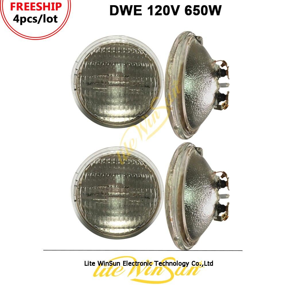 Litewinsune FREESHIP 4PCS PAR36 120V 560W Discharge Lamp Bulb
