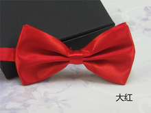 2017 Men's Ties Fashion Tuxedo Classic Mixed Solid Color Butterfly Tie Wedding Party Bowtie Bow Tie Ties for Men Gravata LD8006