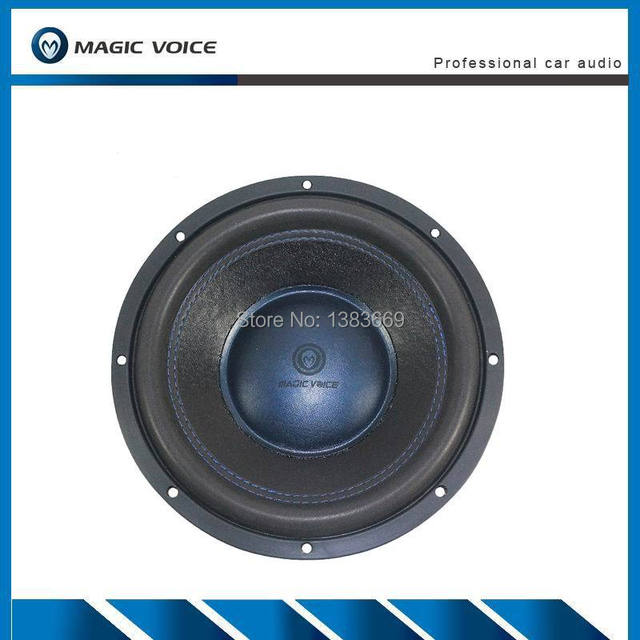 10 inch professional hot sale high quality powerful woofer for 1 Pcs