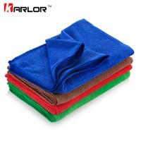 4pcs Pack Drying Towel Mcrofiber Car Auto Care Cleaning Wash Polishing Waxing Detailing Cloth Kitchen Housework