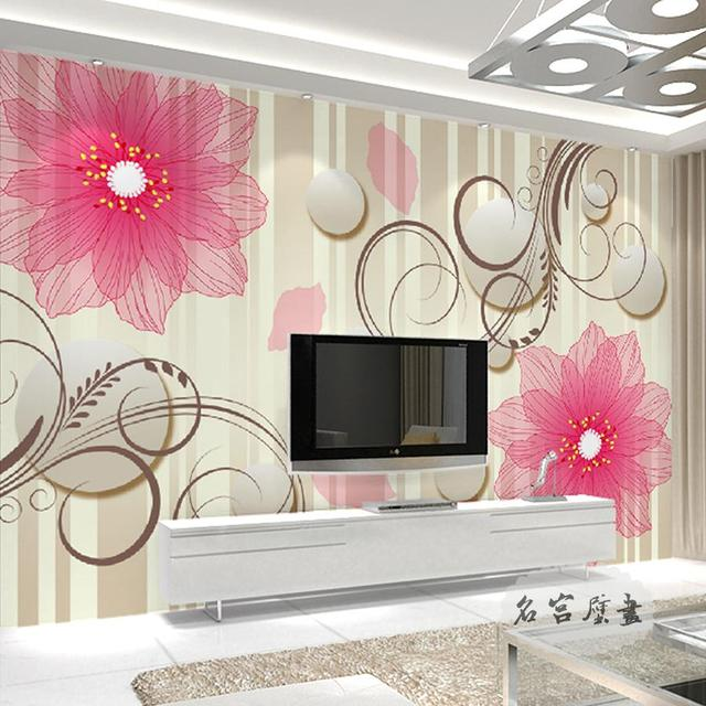 Custom Photo Wallpaper Large Wall Painting Background Wallpaper Living Room  Bedroom Modern Garden 3D Wallpaper Mural