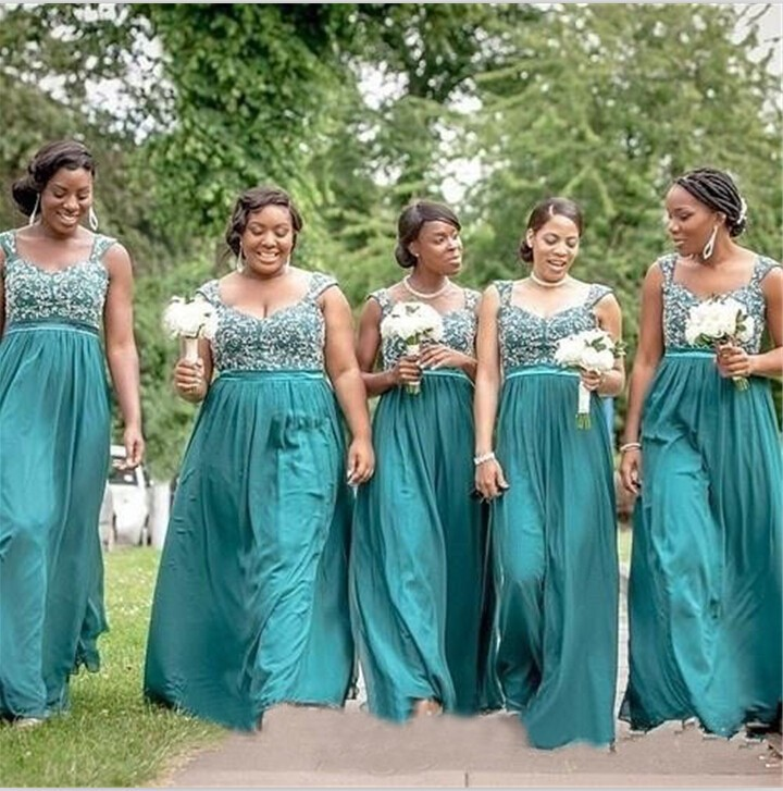 2018 Cheap Vestido De Festa Custom Made Long Special Occasion To Party Gowns Free Shipping Discount   Bridesmaid     Dresses