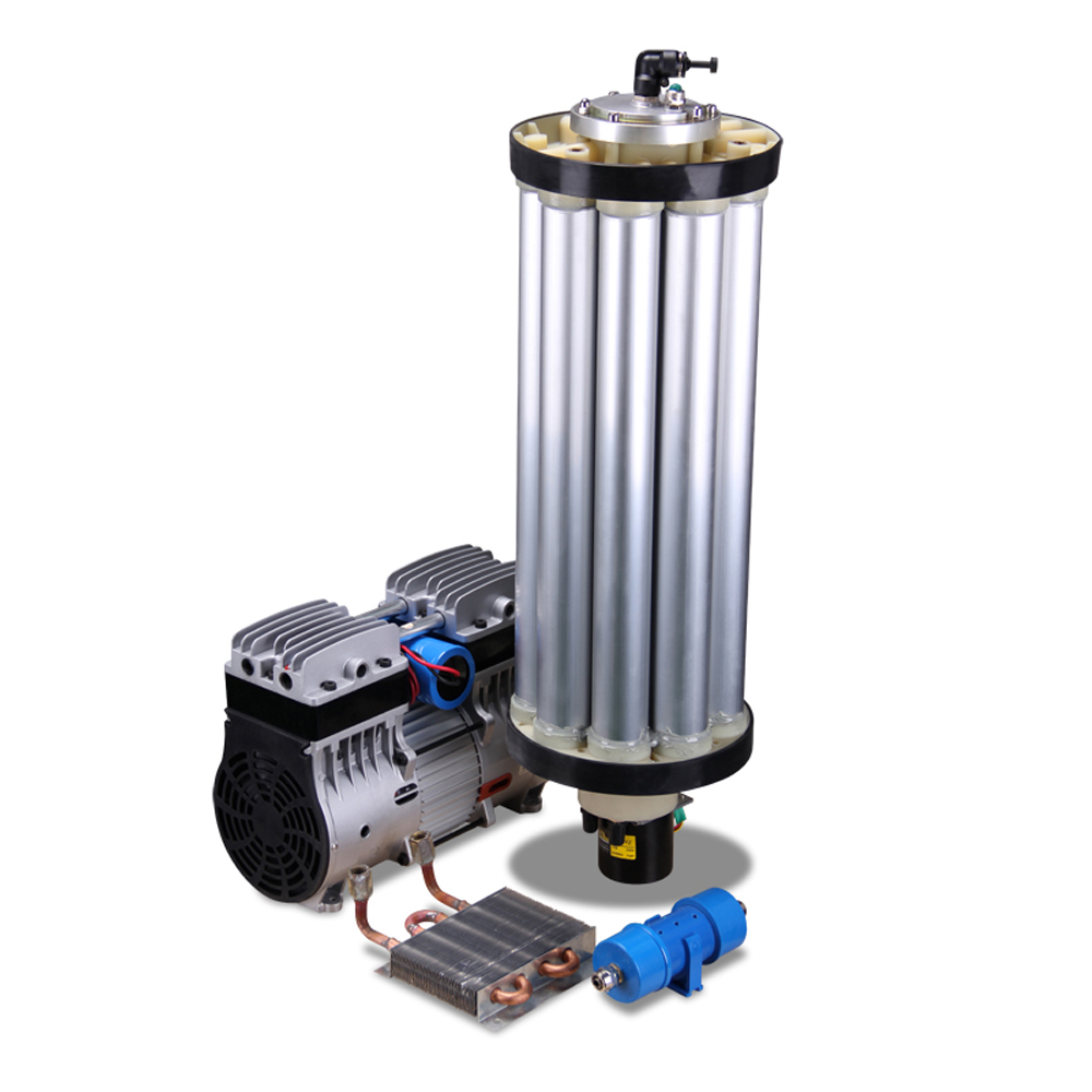 12 Towers PSA Oxygen Maker inside material Lithium 3L 10L with Air compressor and Air Chiller