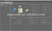 10kva 8000w 48v Solar inverter +  80A MPPT solar charger *2 + 60A batter charger *2