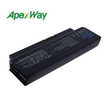 ApexWay 2200mAh 4 ячейки 14,8 V Аккумулятор для ноутбука HP ProBook 4210s 4310s 4311s HSTNN-DB91 HSTNN-OB91 HSTNN-XB91