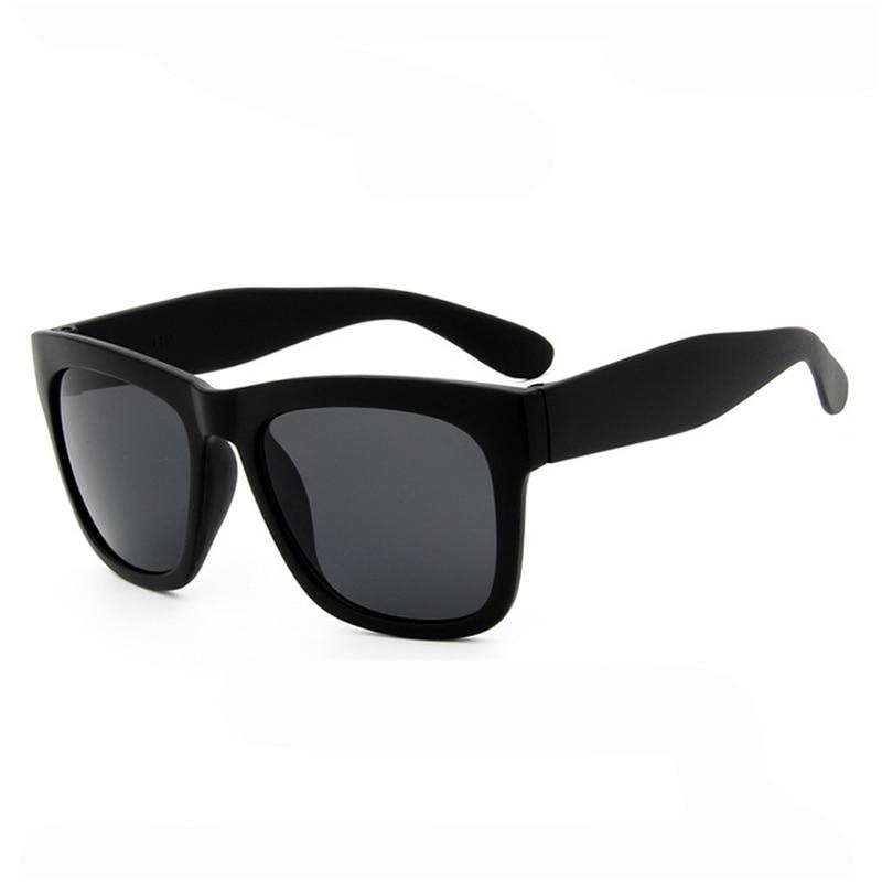 Fashion Square Sunglasses Men Vintage Coating Lens Sun Glasses Women Design Reflective Glasses Unisex