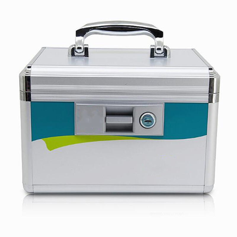 255 170 170mm Family medicine cabinet multilayer medical first aid kit medicine household children receive a