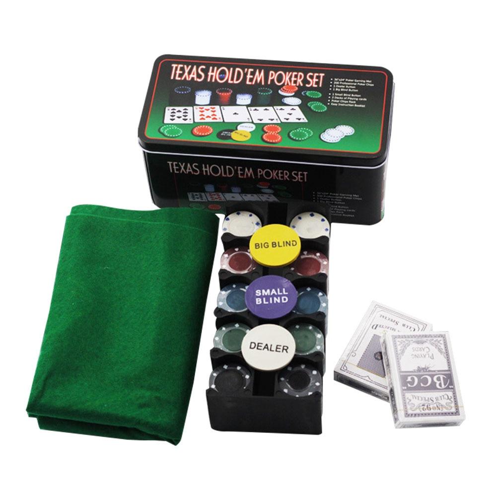 все цены на 4 Gram Plastic Poker Chips Set Game Casino Chips Poker Playing Card with Case онлайн