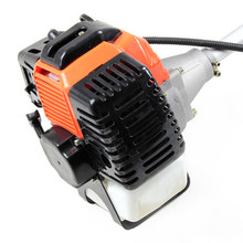 Brush-Cutter Grass-Trimmer Earth-Auger Gasoline-Engine New-Model 52CC for Transimission-Plate