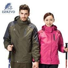 DZRZVD sports Jackets waterproof mountain climbing outdoor hiking clothing men and women