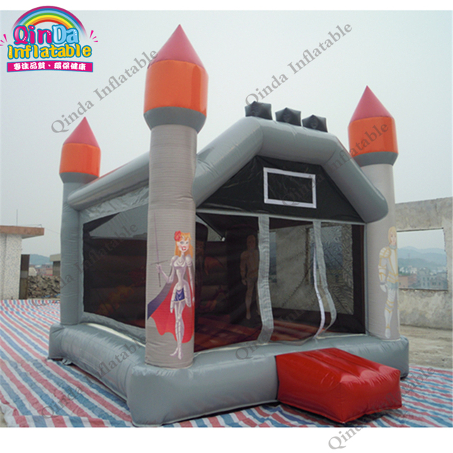 Business Inflatable Castle,Inflatable Trampoline For Children,Bouncy Castles,Jumping House Stress Toys Made In China