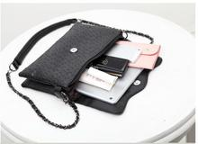 2017 Vintage Fashion Skull Women Messenger Bags Rivet Envelope Mini Clutch Bags Envelope Crossbody Punk Shoulder Bag Sac A Main