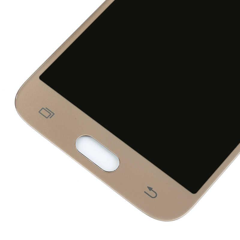 الذهب لسامسونج غالاكسي J5 2017 شاشة LCD J530f J5 الموالية عرض محول الأرقام بشاشة تعمل بلمس j5 2017 عرض لسامسونج J530F LCD