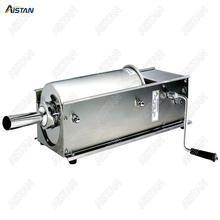 TV3L/5L/7L Liters Manual Sausage Stuffer Machine Meat filler Sausage Making for Food Processor Stainless Steel Made 2018 new arrival sausage stuffer 3l 5l 7l sausage filler meat filling machine manual stuffer commercial food processors