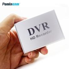 X box New 1Ch Mini DVR Support SD Card Real time HD 1 Channel cctv DVR Video Recorder Board Video Compression Color White