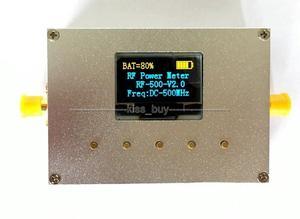 Image 3 - 100 KHZ 10000 MHZ OLED RF Power Meter+ Sofware RF Attenuation Value