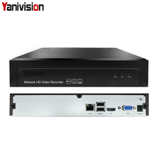 16CH 5MP 1HDD NVR H.265 +/H.265/H.264 กล้องวงจรปิด UHD DVR เครื่องบันทึกวิดีโอเครือข่าย Onvif 2.6 กล้อง IP 1 SATA P2P Cloud AEeye2.0