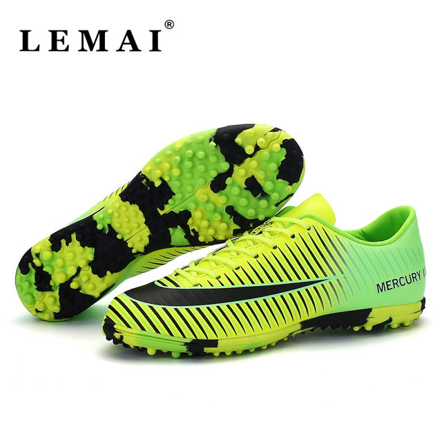 d5d46cb51 Football Boots Soccer Shoes Men Turf Cheap Football Shoes For Sale Kids  Cleats Indoor Soccer Shoes