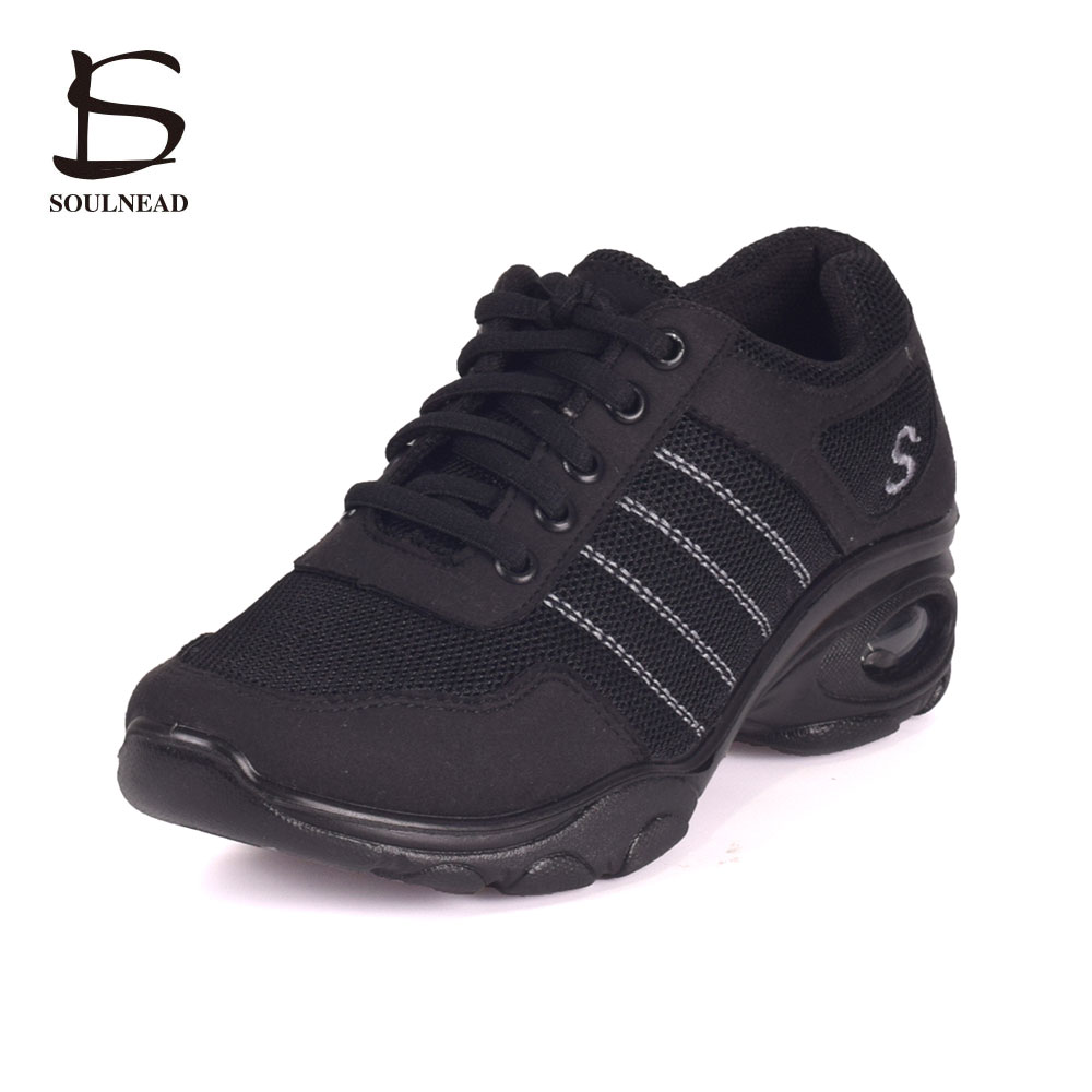 Cheap Professional Women Dance Shoes Sneakers Ladies Jazz Dance Shoes Sneakers Girls Sport Dancing Shoes For Women Hip Hop Shoes