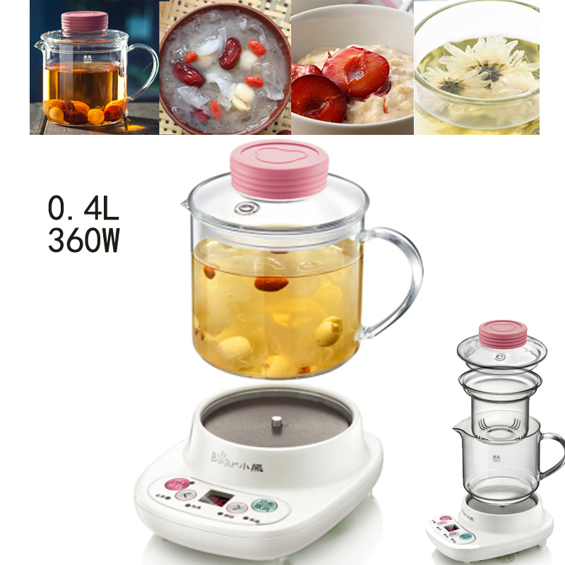 22%,Electric Kettles Health Preserving Pot  0.4L with Filter Transparent Glass Thermal Insulation Flower Teapot Split Type A03C522%,Electric Kettles Health Preserving Pot  0.4L with Filter Transparent Glass Thermal Insulation Flower Teapot Split Type A03C5