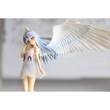 XINDUPLAN Angel Beats ! Tachibana Kanade Japanese Anime Action Figure Toys 18cm 1pcs PVC Kids Gift Collection Model 1018