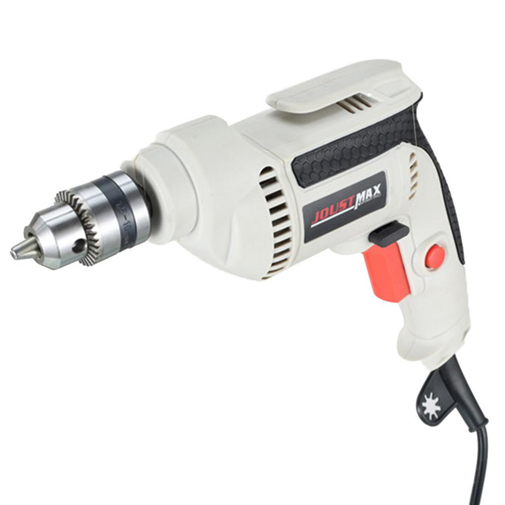 EU Standard High Power Electric Drill Speed Forward Reverse Multi-functional Household Electric DrillEU Standard High Power Electric Drill Speed Forward Reverse Multi-functional Household Electric Drill