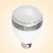 Smart E27 B22 LED SMD5050 Bluetooth Music Dimmable Light Bulb Lamp Home