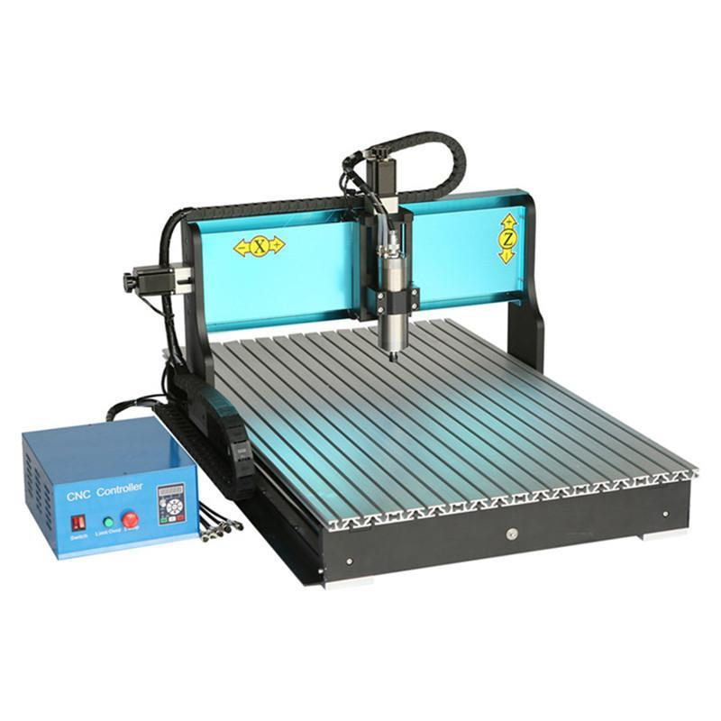 Free DHL JFT Portable Stone Engraving Machine 3 Axis 800W Engraving Wood Machine with USB Port Factory Price CNC Router 6090