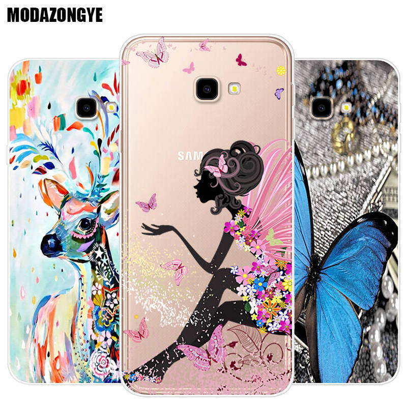 new products e9300 d4a58 For Samsung Galaxy J4 Plus Case 6.0