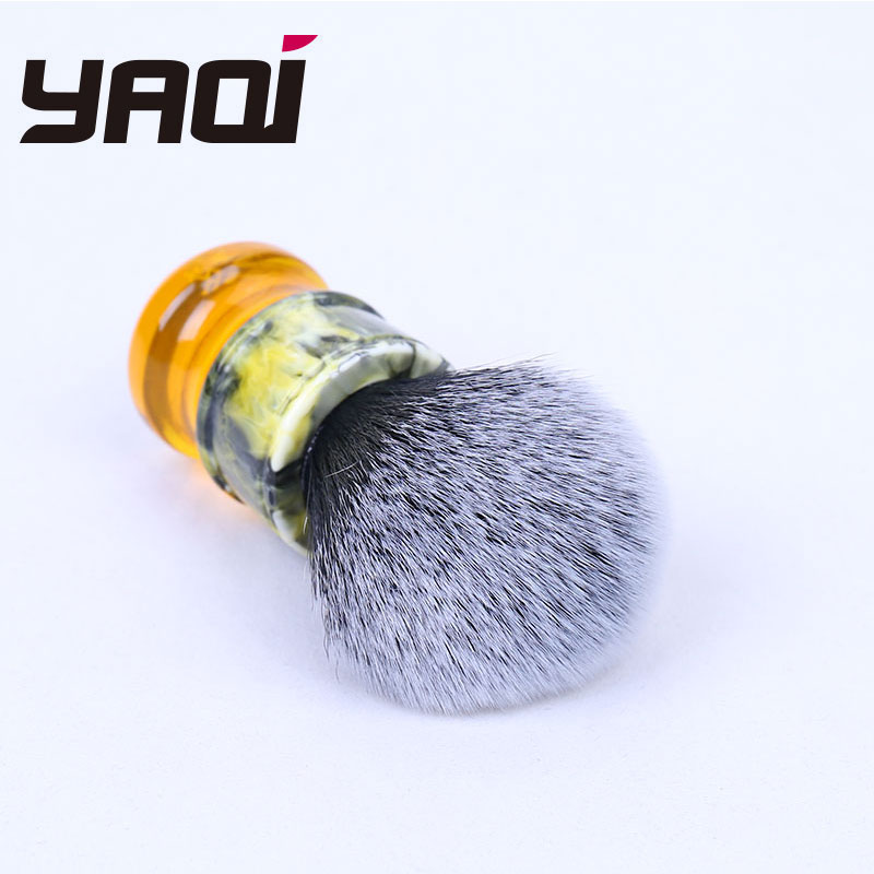 Sort / hvid syntetiske fiber mænd barbering - Barbering og hårfjerning - Foto 2