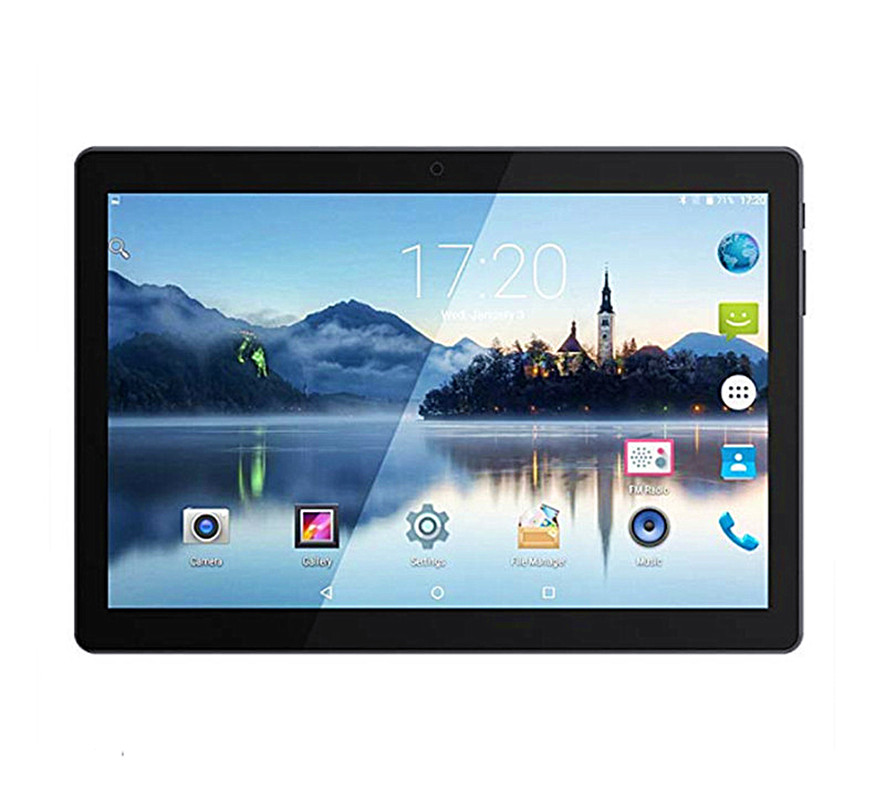 ZONNYOU 10.1-inch Tablet PC Android 7.0 Deca Core Tablets 4GB RAM 64GB ROM 3G 4G Tablet PC Dual Sim Phone Call Wifi Bluetooth PCZONNYOU 10.1-inch Tablet PC Android 7.0 Deca Core Tablets 4GB RAM 64GB ROM 3G 4G Tablet PC Dual Sim Phone Call Wifi Bluetooth PC