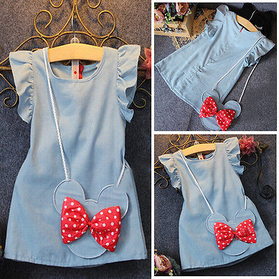 Minnie Sleeveless Shirt 1-5 years