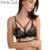 Wink gal boêmio bra underwear lace bra top floral rendas bralette bras para as mulheres 3286