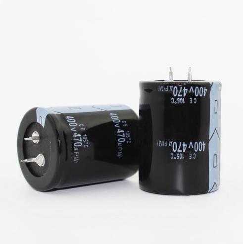 15PCS--2PCS 400V 470UF 470UF 400V  Electrolytic Capacitor  Volume 30*50MM 35*45MM 35*50MM Best Quality