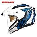 ZEUS  Full & Open Face Motorcycle helmet Modular Moto 613B1 Capacetes Motociclismo Cascos Para Moto Casque Motocross Helmets