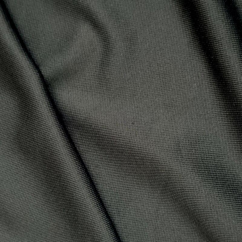 Tissu fonctionnel tricoté par fibre de Germanium/fibre de cuivre mélangée