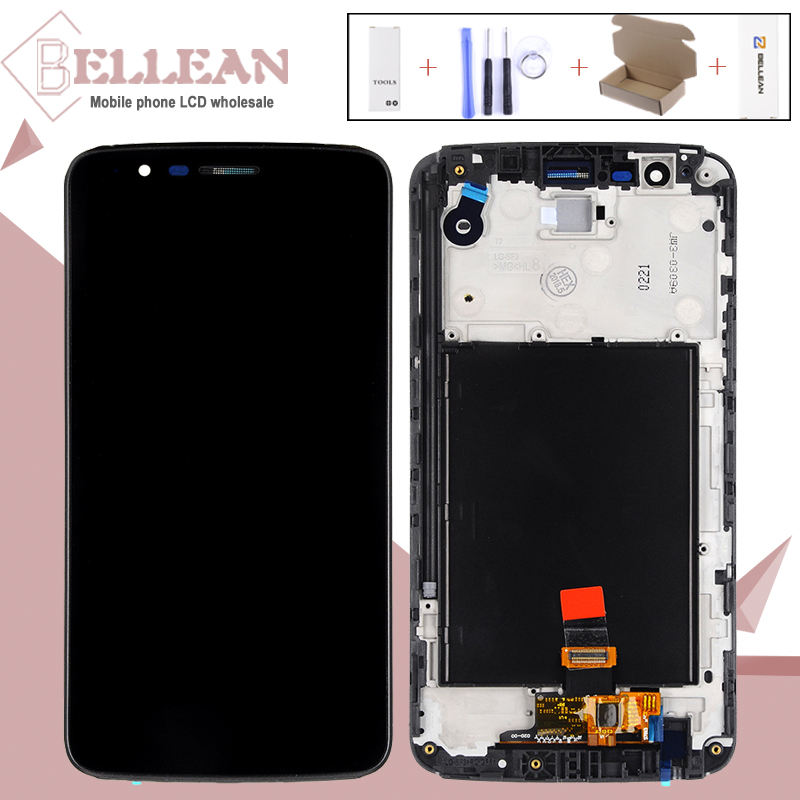 1pcs Catteny K10 Pro Display For LG Stylus 3 M400 LS777 Lcd Display Lcd With Touch Screen Digitizer Assembly With Frame