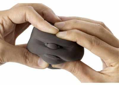 1 قطعة سيليكون الوجه أبيض وأسود الكرة مضحك Destress هدية ضغط أدوات الضغط الإغاثة الاسترخاء متعة فك الهدايا الديكور