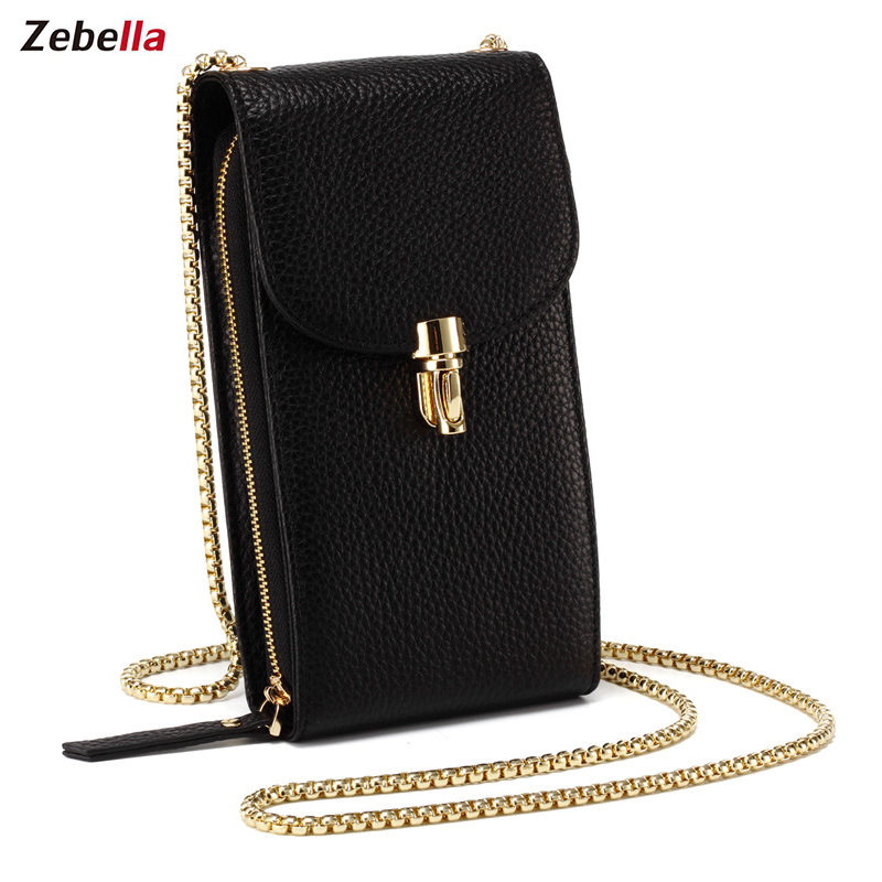 Zebella Summer Brand Bags Women Leather Handbags Chain Small Women Messenger Black Color Women Shoulder Bag Party Lock Purse yeesupsei daily bag women leather handbag golden chain small women messenger bag candy color women shoulder bag party lock purse