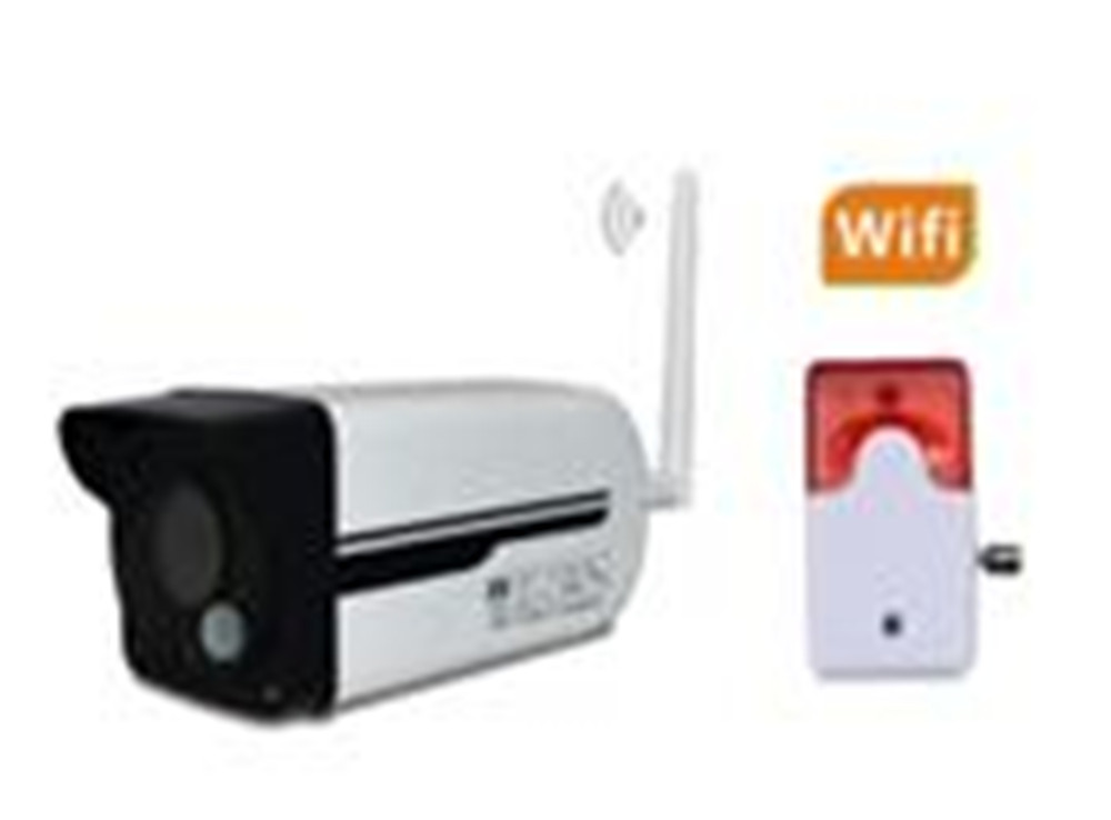 Wireless Intercom Outdoor Water-Proof 960P IP Bullet  Camera