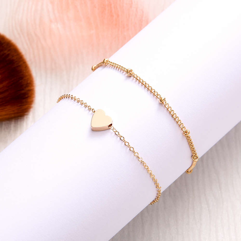 2-unids-set-Boho-mujeres-Multilayer-LOVE-Heart-pulsera-para-mujeres-oro-plata-Charm-brazalete-moda (1)