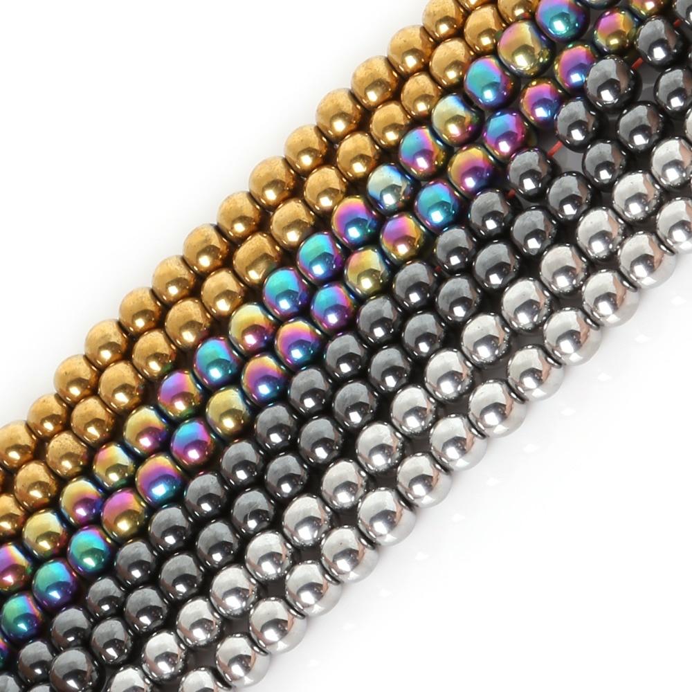 1 Strand Magnetic Hematite Oval Beads Bead For Beading ... |Hematite Beads